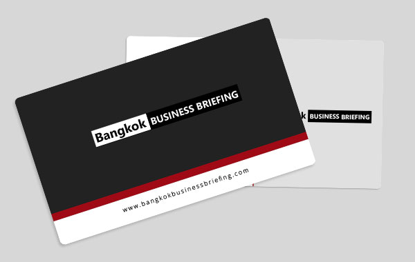 BBB business card